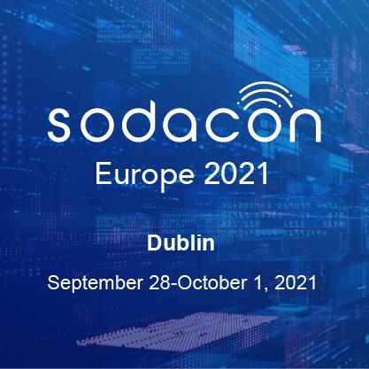 SODACON EUROPE @OSS Dublin