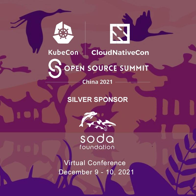 KubeCon + CloudNativeCon China 2021